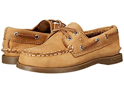 Sperry Kids Authentic Original (Toddler/Little Kid/Big Kid) (Sahara) Kids Shoes