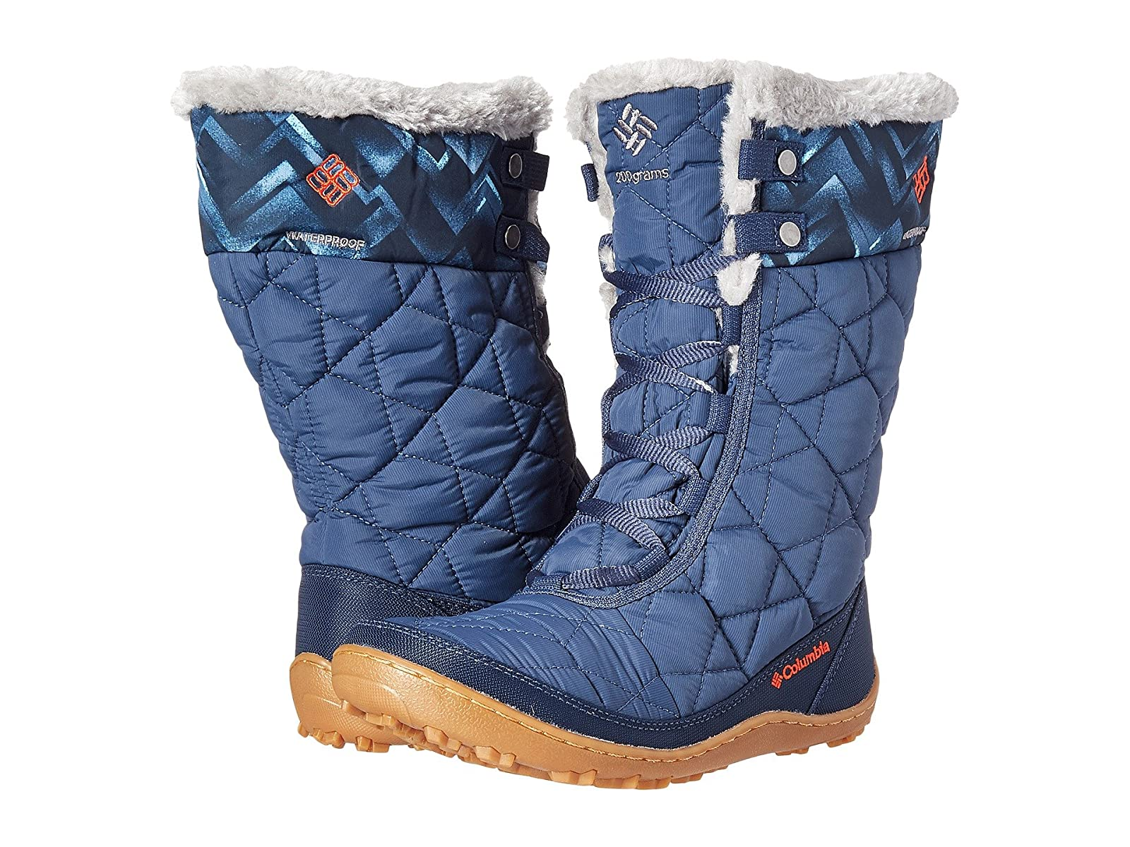 Columbia Minx™ Mid II Omni-Heat™ PrintCheap and distinctive eye-catching shoes