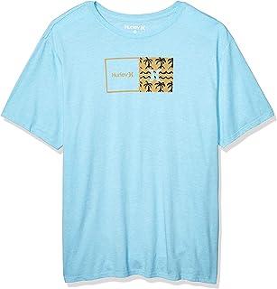 Tee-Shirts Homme Hurley M Siro Natural Print S//S Tee