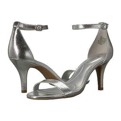 Bandolino Madia (Silver Lizard Metallic Lizard) High Heels