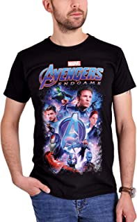 CamisasRopa esAvengers Camisetas Amazon Y CamisetasPolos MpqSUzV