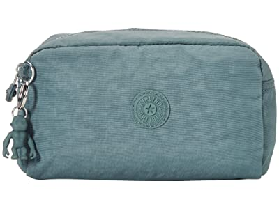 Kipling Gleam Pouch (Light Aloe) Handbags