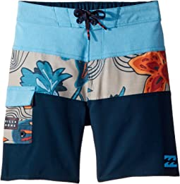 Tribong X Boardshorts (Toddler/Little Kids)