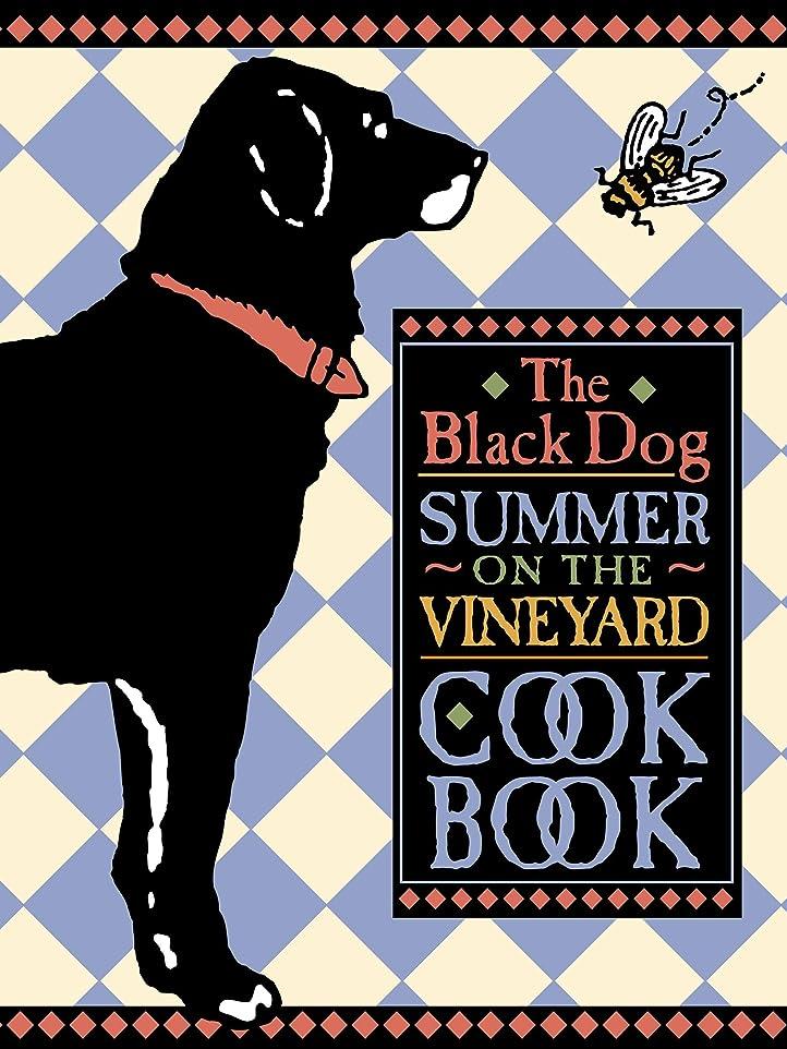 眠りファブリック横にThe Black Dog Summer on the Vineyard Cookbook (English Edition)
