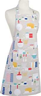 Now Designs Basic, Cooks Collection Cotton Kitchen Chef's Apron