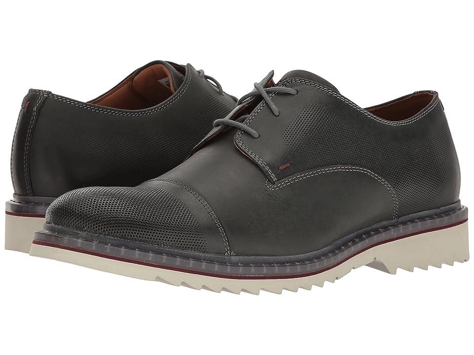 Rockport Jaxson Cap Toe (New Griffin Leather) Men
