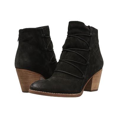 Sam Edelman Millard (Black Jabuck Nubuck Leather) Women