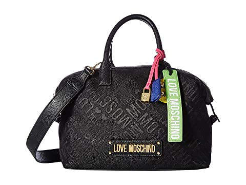 LOVE Moschino Jacquard Handbag