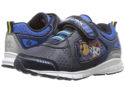 Josmo Kids Paw Patrol Lighted Sneaker (Toddler/Little Kid) (Navy 1) Boys Shoes
