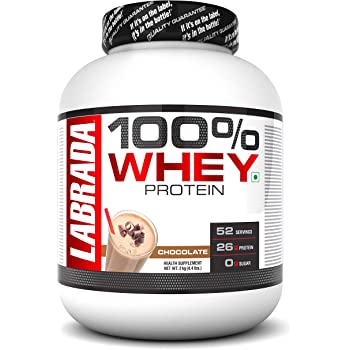 100% Whey 4.4lbs Chocolate