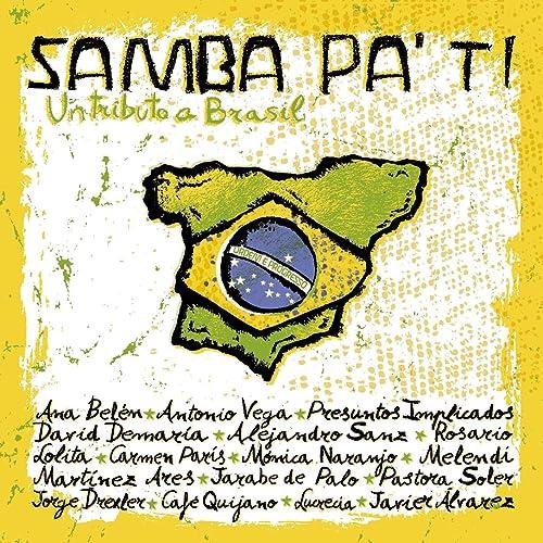 Samba pa ti (CD)