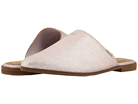 Toms , Lavender Metallic Leather