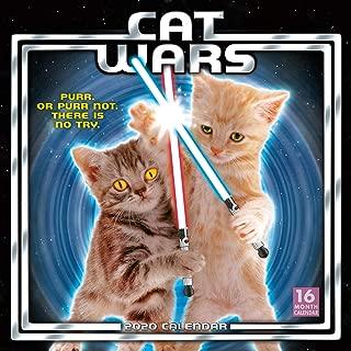 Cat Wars 2020 Calendar