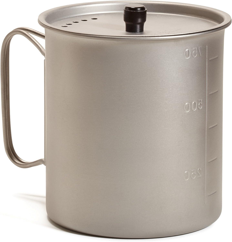 Vargo 750 Titanium TiLite Mug