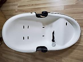 Sitzeinheit Buggy Sitz Ei Sitz von Hot Mom Kinderwagen F22-weiß