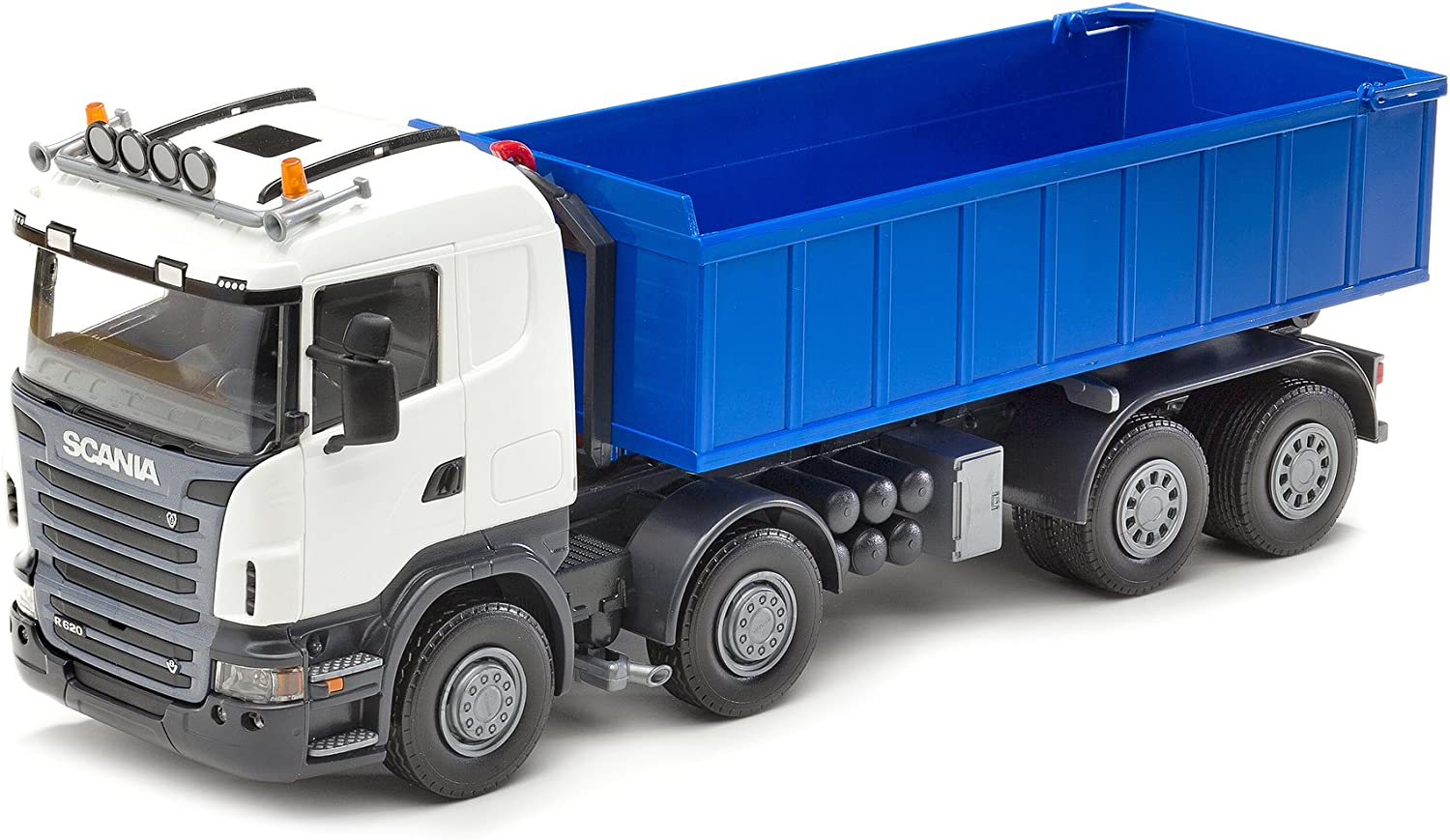 Langley Models Case International 956XL Turbo Tractor O Scale 1 43 UNPAINTED Kit M18