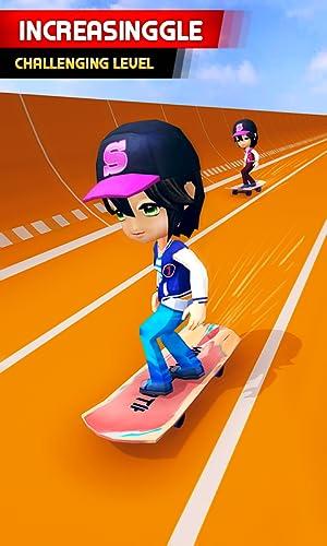 『Skater Race! Turbo Rush - Skateboard Stars Racing Game』の7枚目の画像