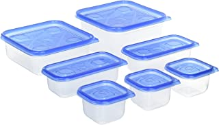 Ziploc Variety to Go Container, 7Count (14Piece with Lids)