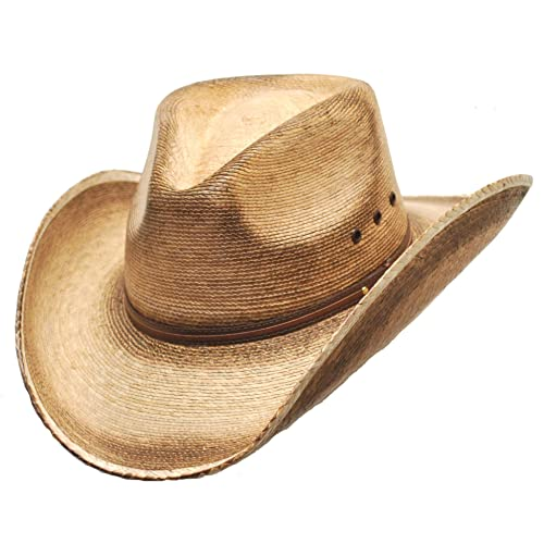 183108f68c67c Western Express Pinch Front Palm Hat