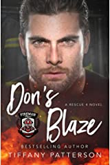 Don's Blaze (Rescue Four Book 4) Kindle Edition