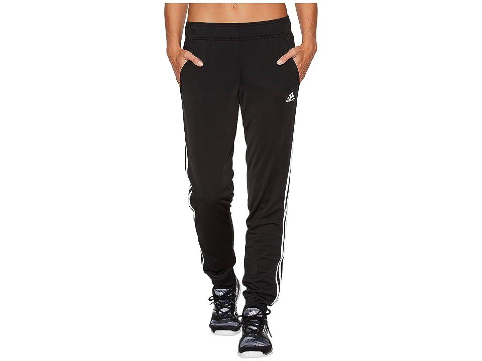 adidas D2M Cuff Pants (Black/White) Women