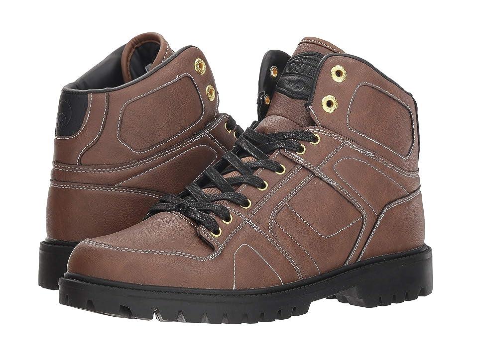 Osiris NYC 83 DCN Boot (Brown/Black) Men