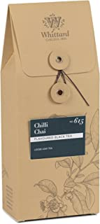Whittard Tea Chilli Chai Loose Leaf 100g
