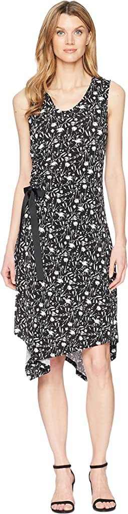 Ellen Tracy Ruched Dress