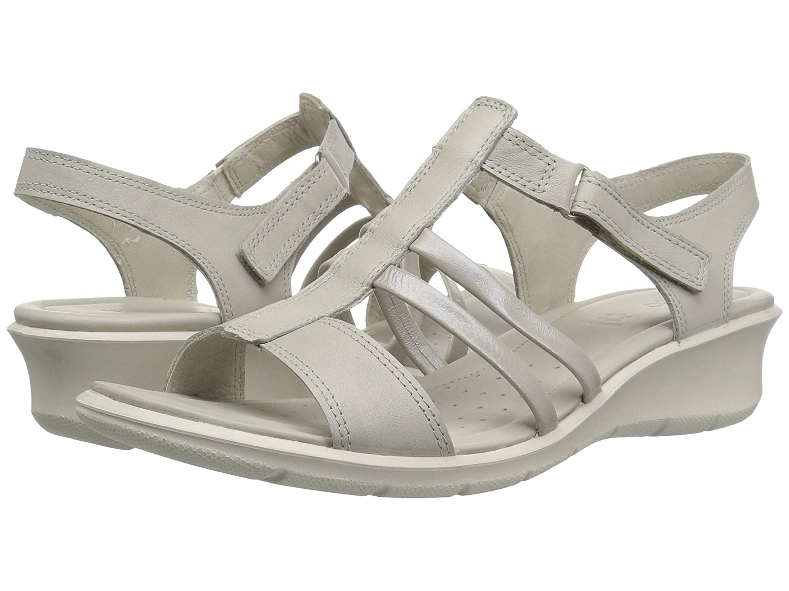 ECCO Felicia Ankle SandalComfortable and distinctive shoes
