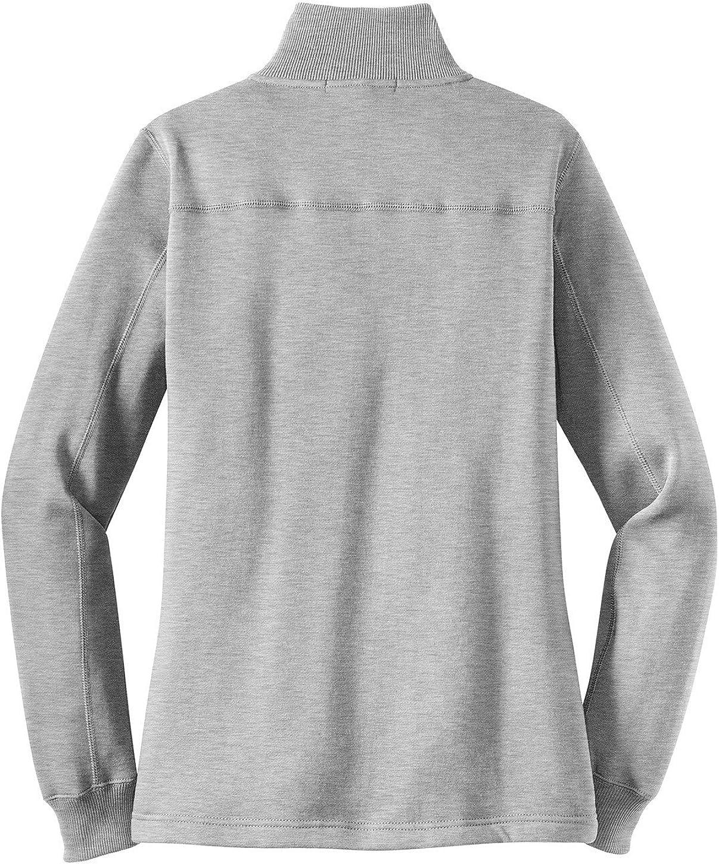 SPORT-TEK Women's 1/4 Zip Sweatshirt