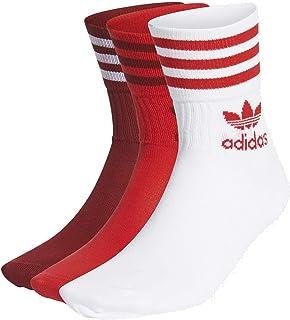 adidas Mid Cut Crew Socks sokken, verpakking van 3 stuks