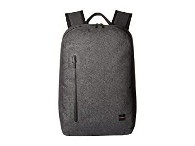 KNOMO London Thames Harpsden Backpack (Grey) Backpack Bags