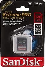 Sandisk Extreme Pro - Flash Memory Card - 128 GB - SDXC...