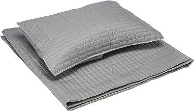 Comfort Spaces Kienna Quilt Coverlet Bedspread Ultra Soft Hypoallergenic All Season..
