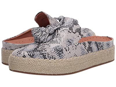 Gentle Souls by Kenneth Cole Rory Espadrille (White/Blue) Women