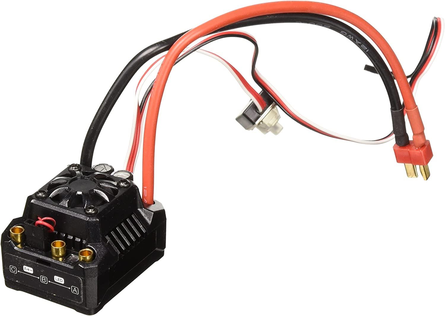 Team Redcat THOR Max 74% OFF MAX-10 80A ESC Brushless V Recommendation for 11.1 Motor