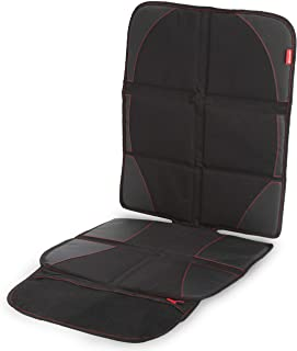 Diono Ultra Mat Deluxe, Car Seat Protector, Black