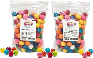 Gumballs Dubble Bubble Assorted 1 Inch Gumballs (10 Lbs in Bag)