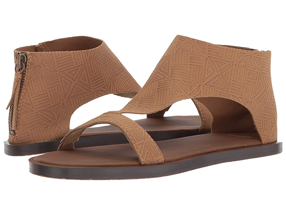 Sanuk Yoga Dawn TX (Tobacco) Women