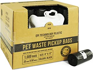 dog waste bag dispenser station