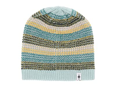 Smartwool Ski Hill Ombre Beanie (Frosty Green Heather) Beanies
