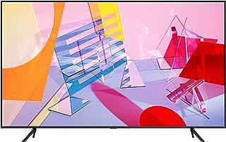 "جهاز Samsung TV 75"" QLED Flat 4K Quantum Processor AI بمعدل الحركة الراقي 100+ PQI 3100 Quantum HDR Mega Contrast"