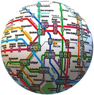 公共交通機関のオフラインマップ 200以上の都市