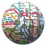 non-interactive transit maps app works offline