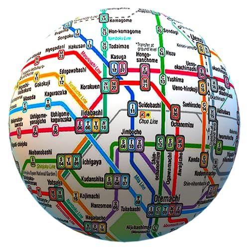 Öffentliches Verkehrsnetz offline. 200+ Städte