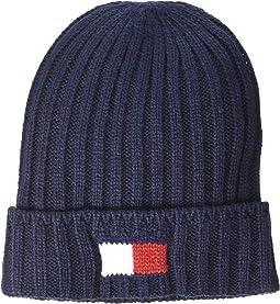 Knit Logo Cuff Hat