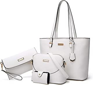 Sponsored Ad - YNIQUE Satchel Purses and Handbags for Women Shoulder Tote Bags Wallets