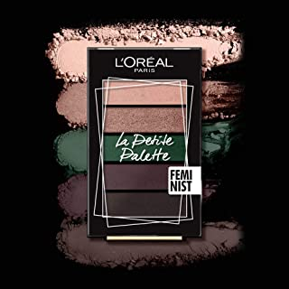 L'Oreal Paris Mini Eyeshadow Palette, Number 05, Feminist