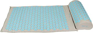 PRO 11 WELLBEING Acupressure mat and Pillow Set with Carry