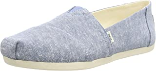 TOMS Women's Alpargata Loafer Flat, US
